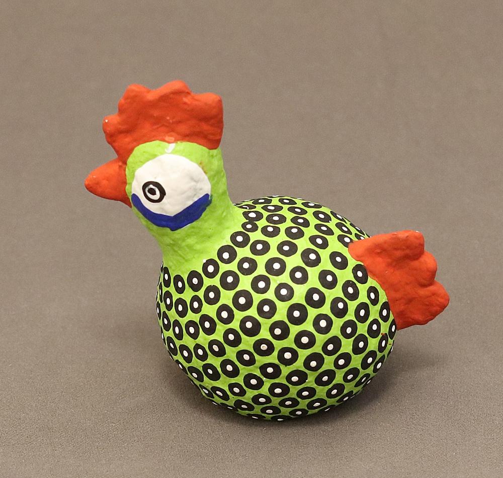 Kikolo Chicken (Paper Paper mache)