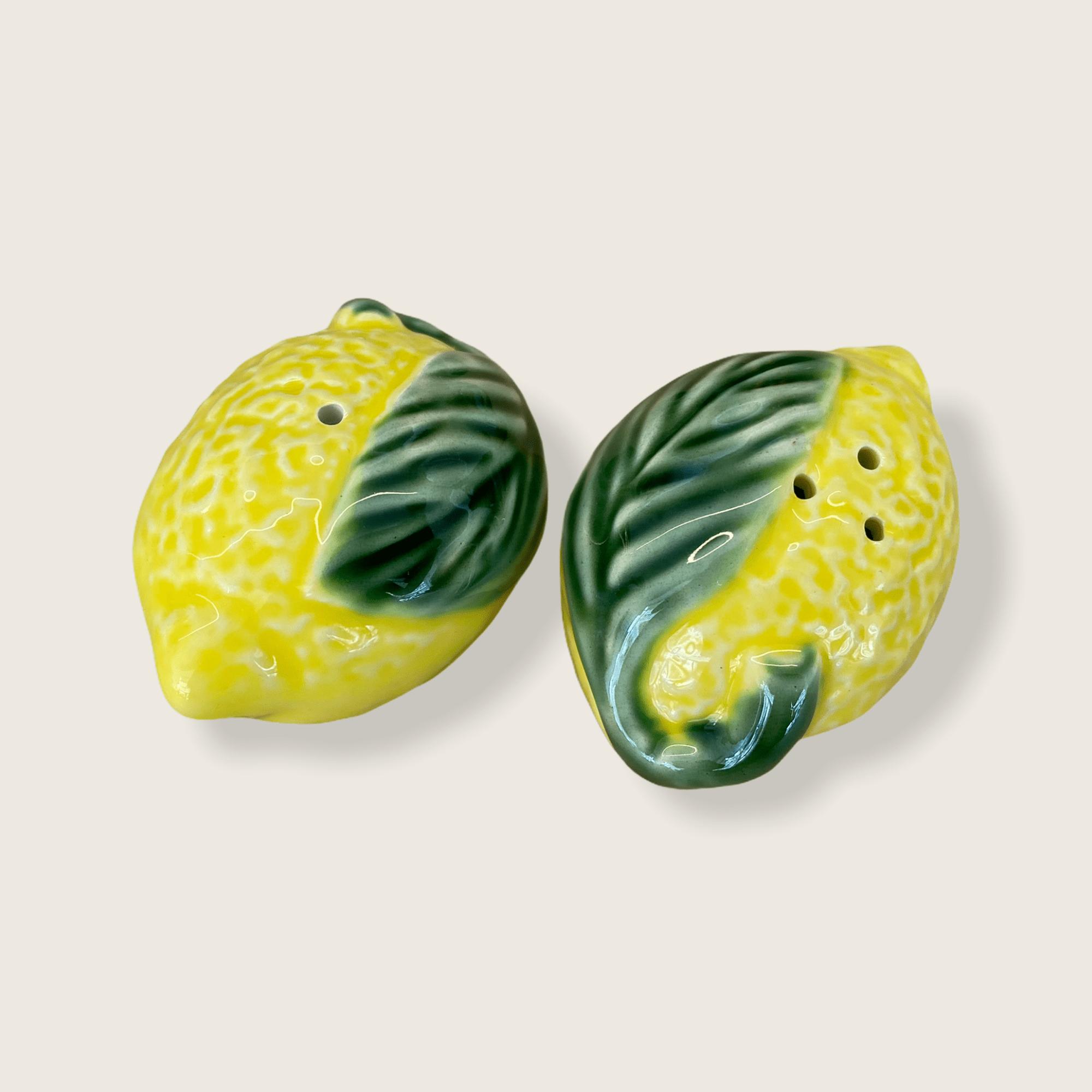 Saleiro e Pimenteiro Limão